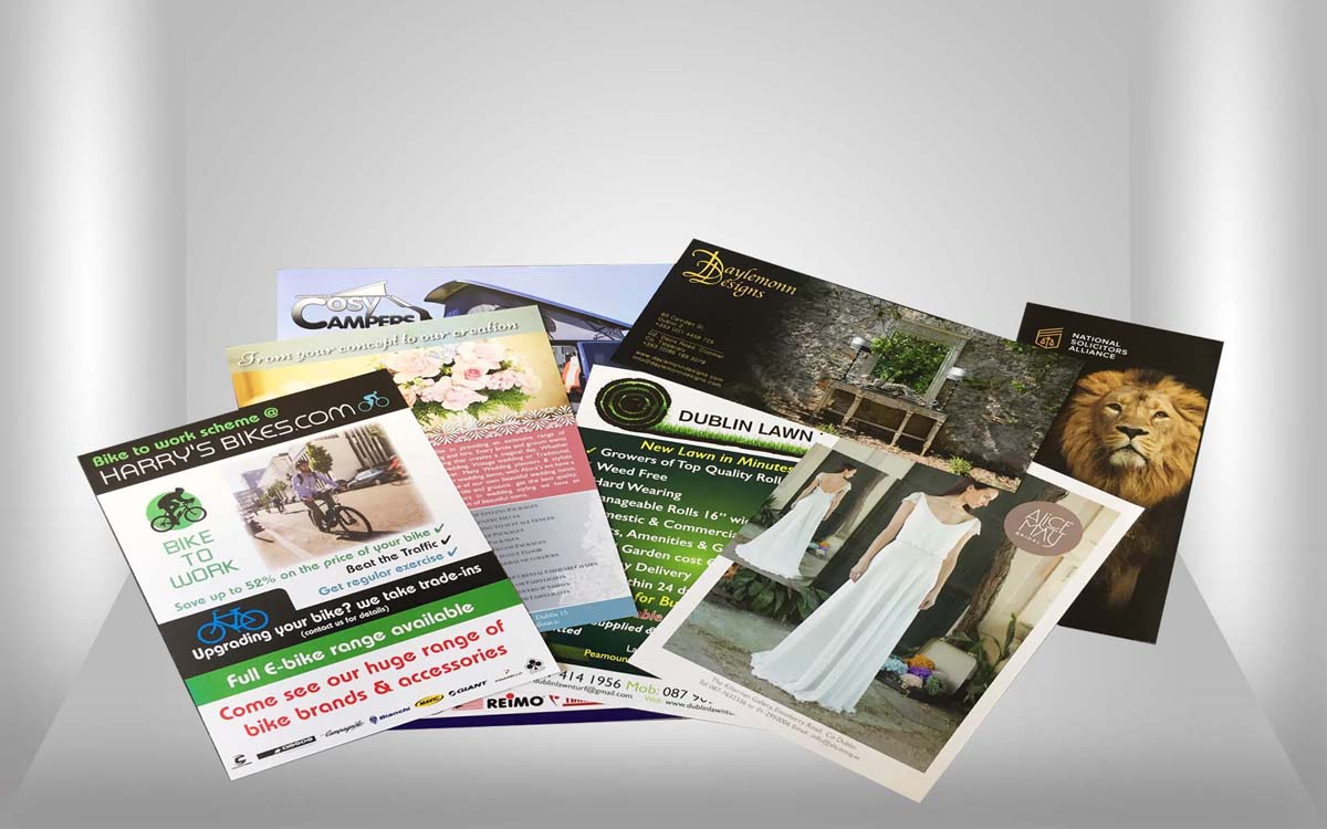 Leaflet Printing Tallaght, Dublin